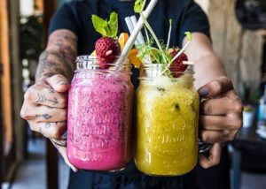 Bianco's - Lunchtime smoothies